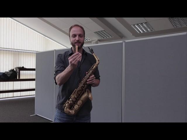 Vorstellung der Bläserklasse - Das Altsaxophon