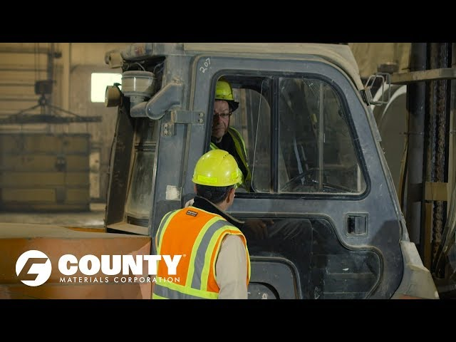 County Materials : Safety Culture