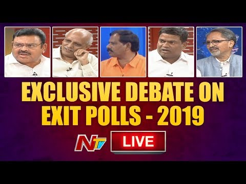 Exit Poll Results 2019 Live Updates | NTV Live