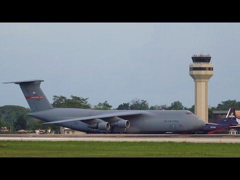 Hangar Spotting XXII: Military Aircraft at Piarco (Quad-Jets)