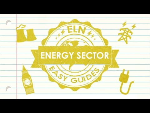 ELN EASY GUIDE - The Energy Sector