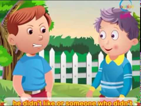 Control Your Anger Emotional Well Being Series Kids Animation