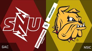 #9 SNU Men's Basketball vs. Minnesota-Duluth
