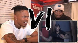 VI Seconds - The Gawd (Official Music Video) (( REACTION )) - LawTWINZ