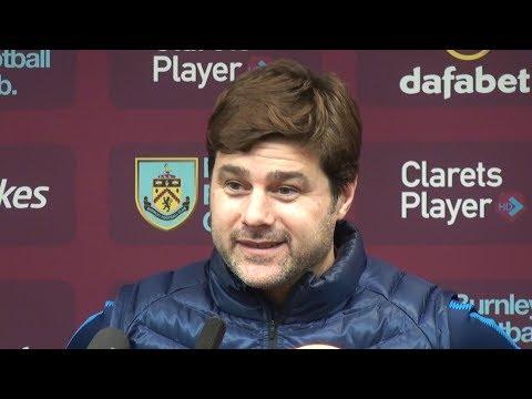Burnley 0-3 Tottenham - Mauricio Pochettino Post Match Press Conference - Premier League #BURTOT
