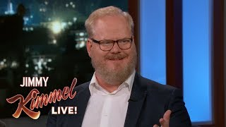 Jim Gaffigan on Wife's Brain Tumor