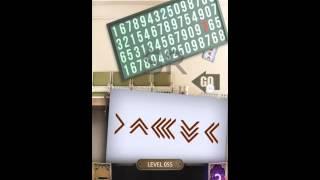 55  level (уровень)100 Doors Challenge (100 дверей Вызов) Прохождение