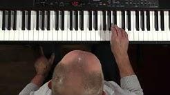 2. Pianon koskettimet (Pianonsoiton Alkeet)
