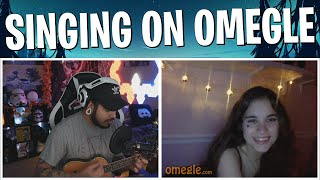SINGING on OMEGLE!? - The Judge