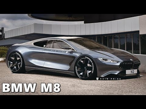 2020 Bmw M8 Supercar Preview