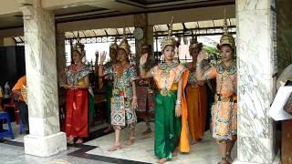 タイ バンコク ハイアットホテル前 エラワン・プーム