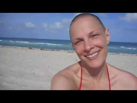 SHARON BLYNN  BALD IS BEAUTIFUL BLOG — WAVES OF CHANGE