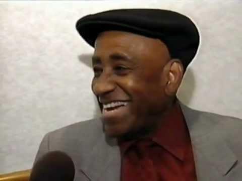 Mongo Santamaria interview @ L.A. Latin Jazz Festival 1997