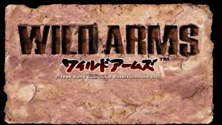 【PS】ワイルドアームズ【WILD ARMS】