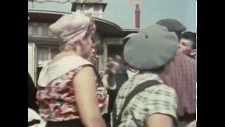 """Да разве так грубить надо? """"Королева бензоколонки"""" 1962 г."""