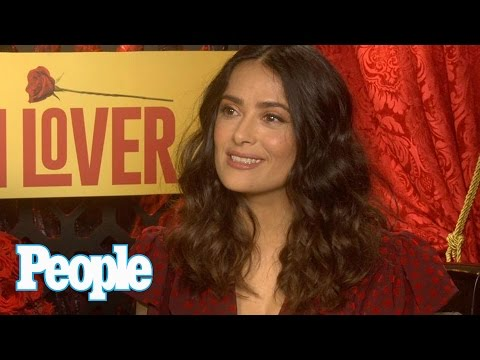Why Salma Hayek Insisted On Catering The