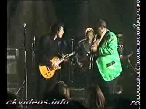 BB KING  FT GARY MOORE - THE THRILL IS GONE