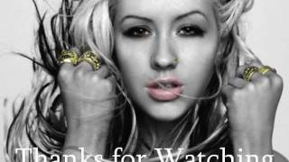 Watch Christina Aguilera Walk Away video