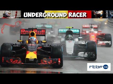 FR - F1 Grand Prix De Monaco 2016
