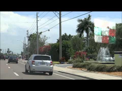 St. Pete Beach,- A short ride down the strip- Pinellas County Florida, (Sony HX 200v)