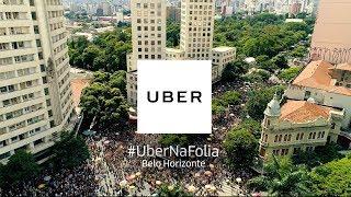 #UberNaFolia | Uber no Carnaval de BH