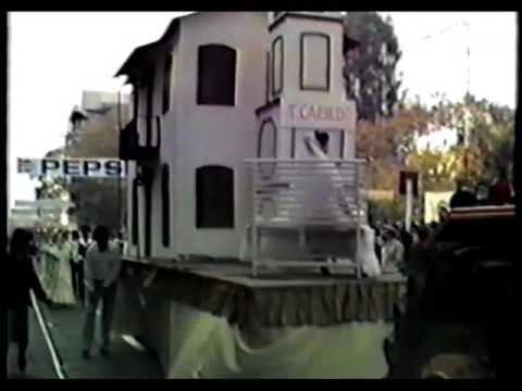 Desfile 450 años Asunción
