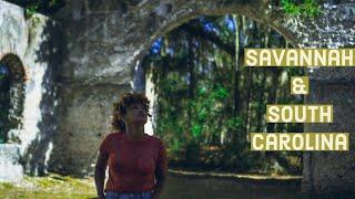 Three Days in Savannah and South Carolina