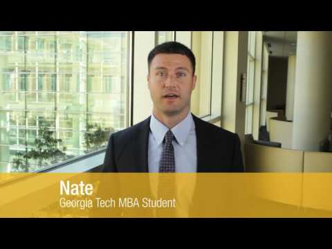 Georgia Tech Evening MBA: Learn about the Evening MBA Program