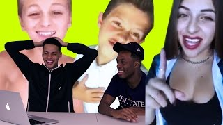 BEST MUSICAL.LY COMPILATION REACTION (CRINGE WORTHY) BabyAriel, Jacob Sartorious