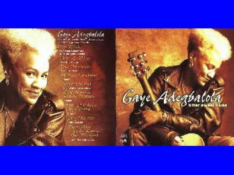 Gaye Adegbalola - Bitter Sweet Blues - 1999 - Only One Truth -  Dimitris Lesini Blues