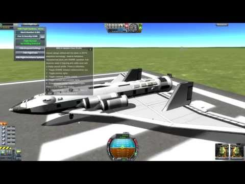 Kerbal Space Program - B9 Aerospace Mod Update