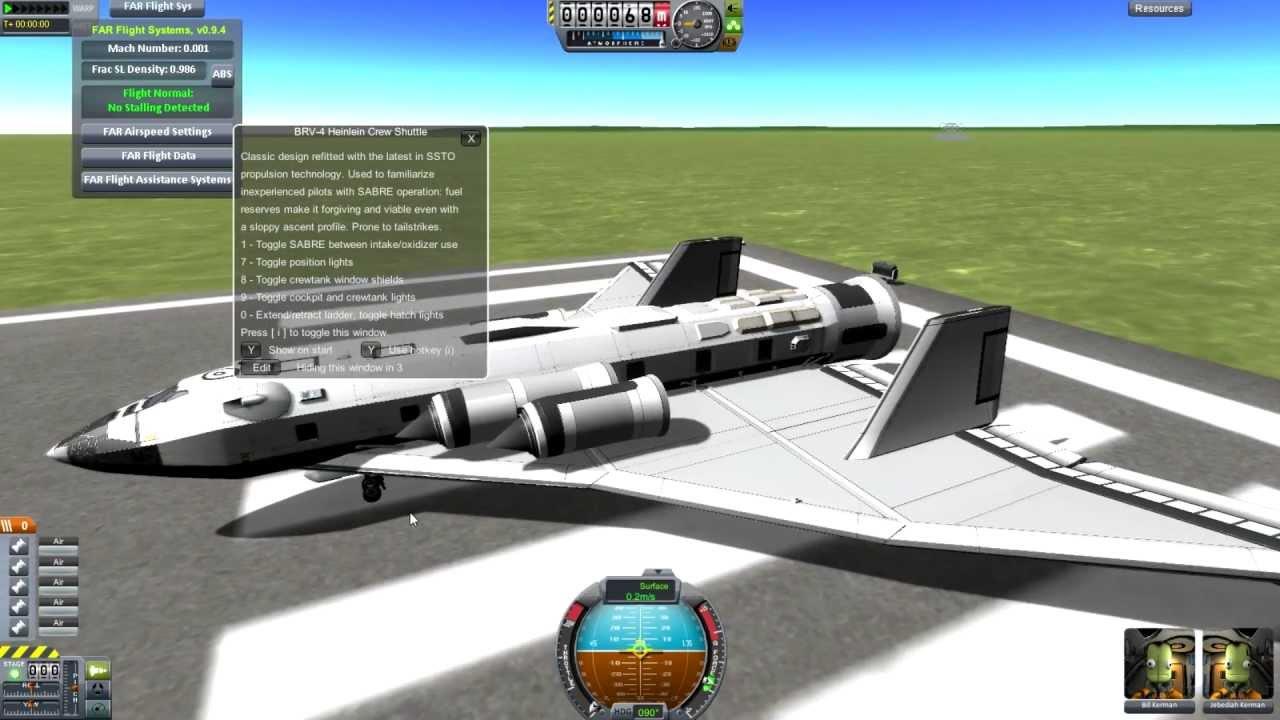 Kerbal Space Program - B9 Aerospace Mod Update - YouTube