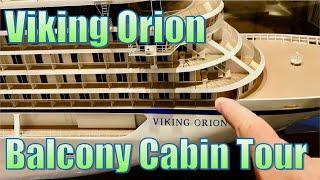 Veranda Stateroom on the Viking Orion