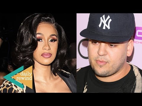 Rob Kardashian LIED! Cardi B Talked To Cuban Doll After Offset Cheating Scandal! | DR