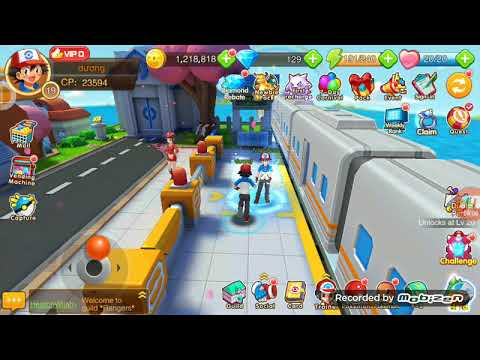 Trò chơi Pikachu tập 1 lồng tiếng