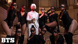 LOVER Song: Behind The Scenes Video | Diljit Dosanjh | MoonChild Era | Raj Ranjodh, Intense
