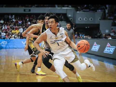 Ildefonso brothers, NU spoil Ayo's UST coaching debut