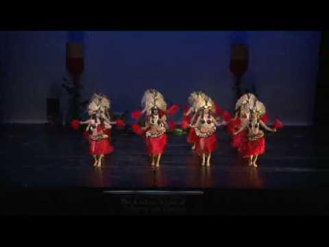 Tahitian Dance - Kauhane Polynesian - Otea