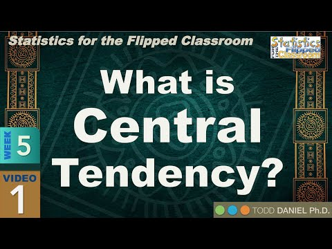 What Is Central Tendency – An Introduction To Mean, Median, And Mode In Statistics (5-1)