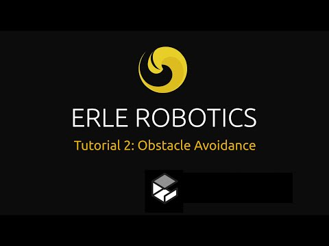 obstacles avoidance by Erle Robotics on YouTube