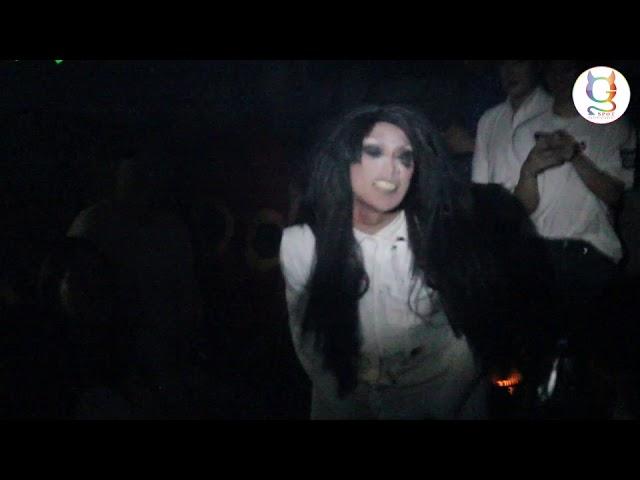 Sunday Gay Night at Maggie Choo's Halloween Witches&Bitches Theme JajaTheKween BringMeToLife