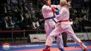 Жительница Черноморска Анита Серегина завоевала бронзовую медаль на международных соревнованиях