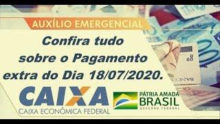 Calendário do auxílio emergencial vai liberar transferências extra e saques dia 18; confira!