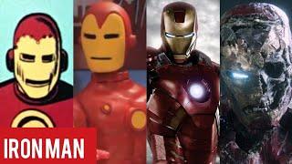 Эволюция   Железный Человек(1966-2019)