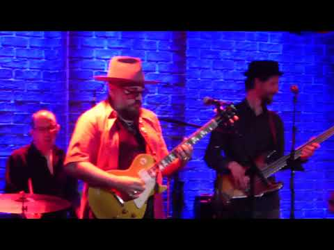 Jimmy Vivino & East Coast BlueSoul Rockers - Thats What Love Will Make You Do 6-29-18 Iridium, NYC