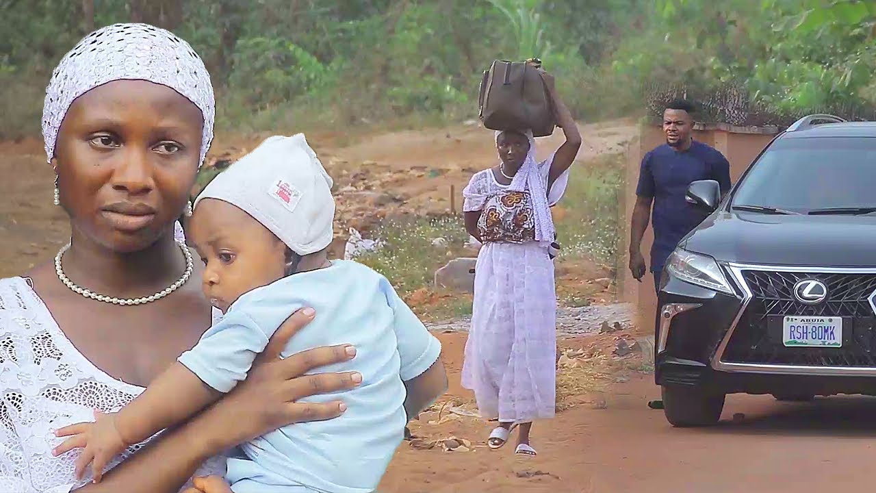 Download How D Poor Widow Found Love D PRINCE After Her MOTHER-INLAW Threw Her Out With A 3MONTHS OLD Baby-NG