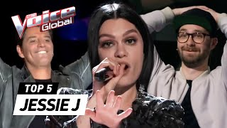 JESSIE J in The Voice | The Voice Global