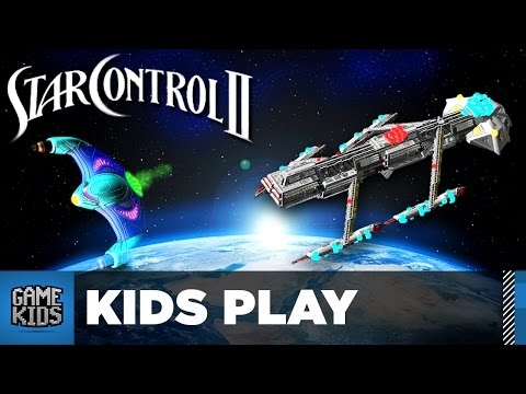 Star Control 2 - Kids Play