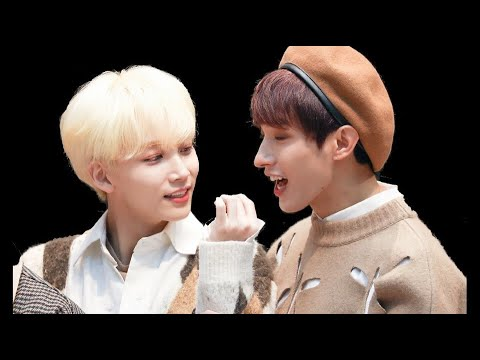 Jeonghan Being In Love With DK For 8 Minutes Straight | Seventeen