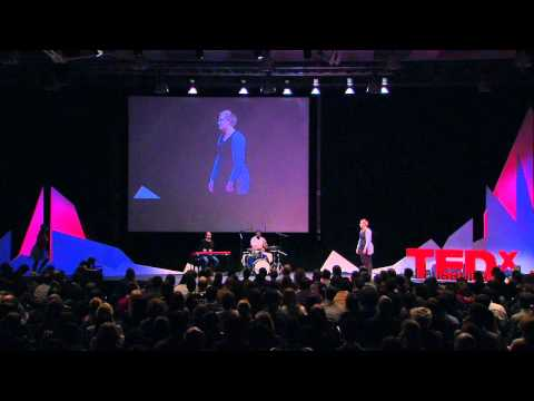 Hearing by seeing, access to music through sign language | Laura Schwengber | TEDxLausanne